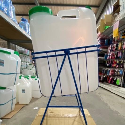 【預售】水桶架 20公升水桶架 水桶架 20公升 省力 鐵架 加粗 台灣製