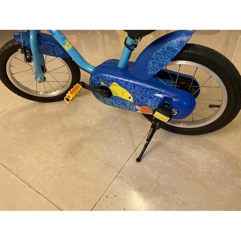 迪卡儂14吋兒童自行車腳撐