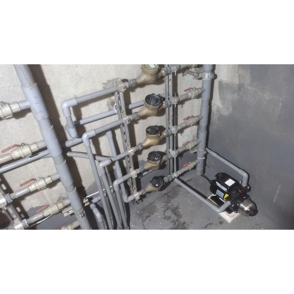 【隆鈦水電】水塔加壓馬達泵浦安裝 大台北地區