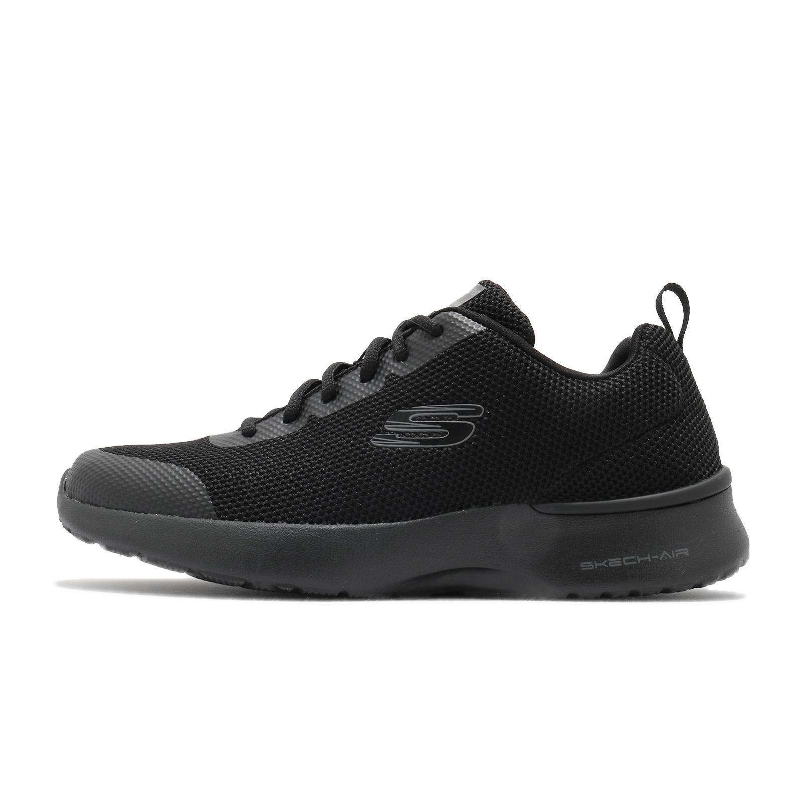Skechers 慢跑鞋 Skech-Air Dynamight 男鞋 黑 輕量 運動鞋 【ACS】 232007BBK