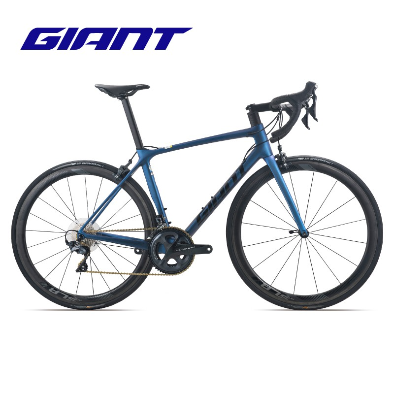 GIANT捷安特TCR ADVANCED PRO 1碳纖維22速成人競技公路自行車