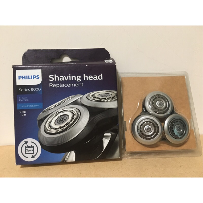 全新 盒裝 公司貨 飛利浦 Philips 電鬍刀頭 RQ12 SH50 SH90 SH30 SH70