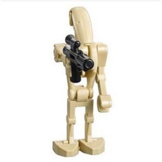 鴨子士兵 LEGO 樂高 75182 75058 Battle Droid 戰鬥機械兵 附槍(sw001c) 台北市