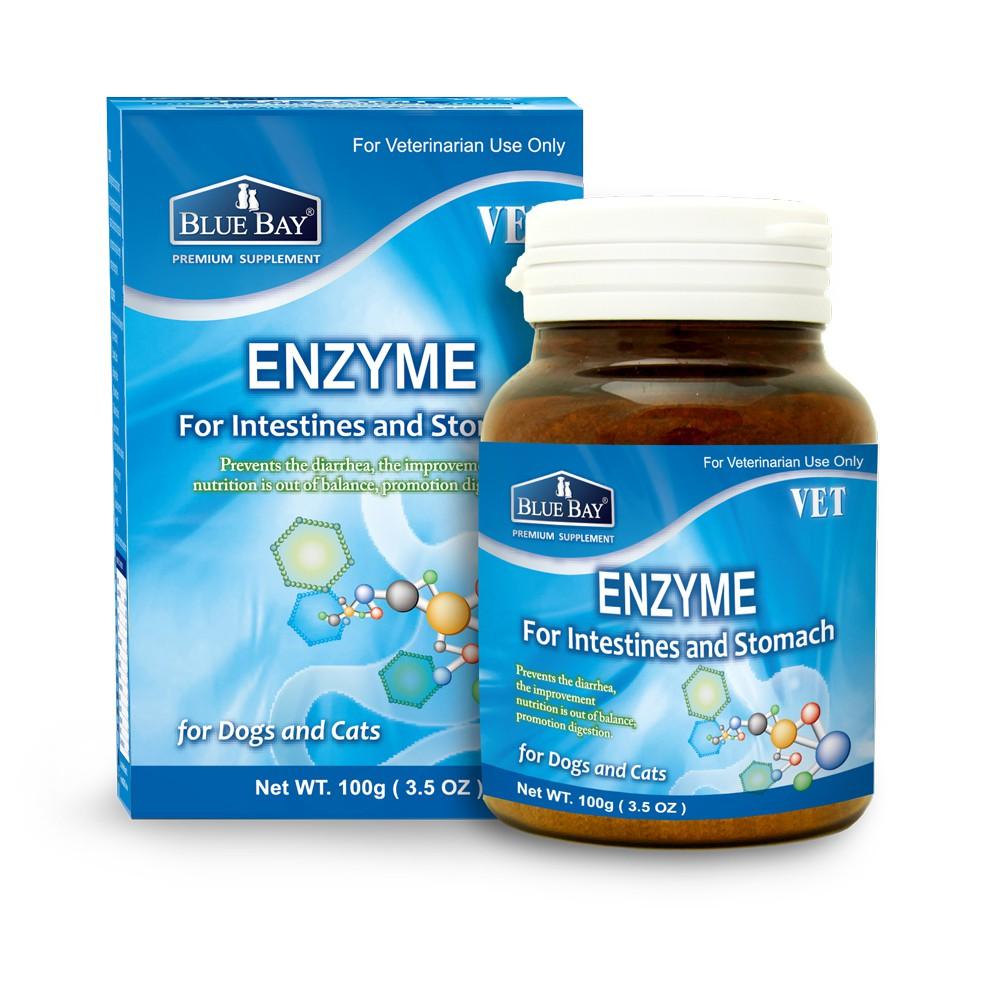 倍力BLUEABY VET 倍力酵素整腸劑(100g/罐)獸醫推薦