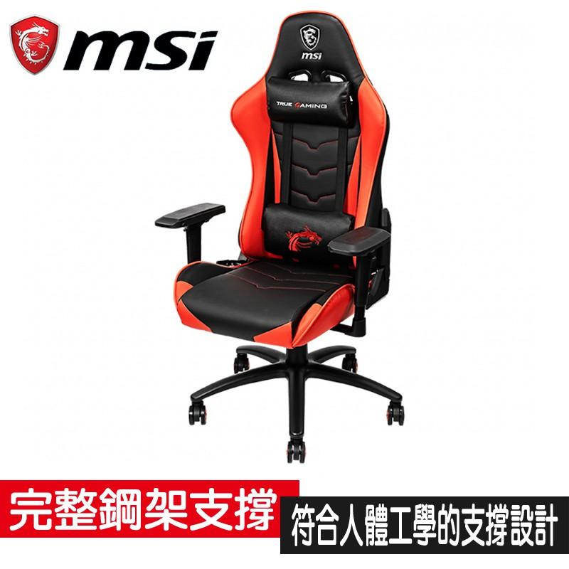 MSI 微星 MAG CH120 / CH120X 龍魂電競椅 電競椅