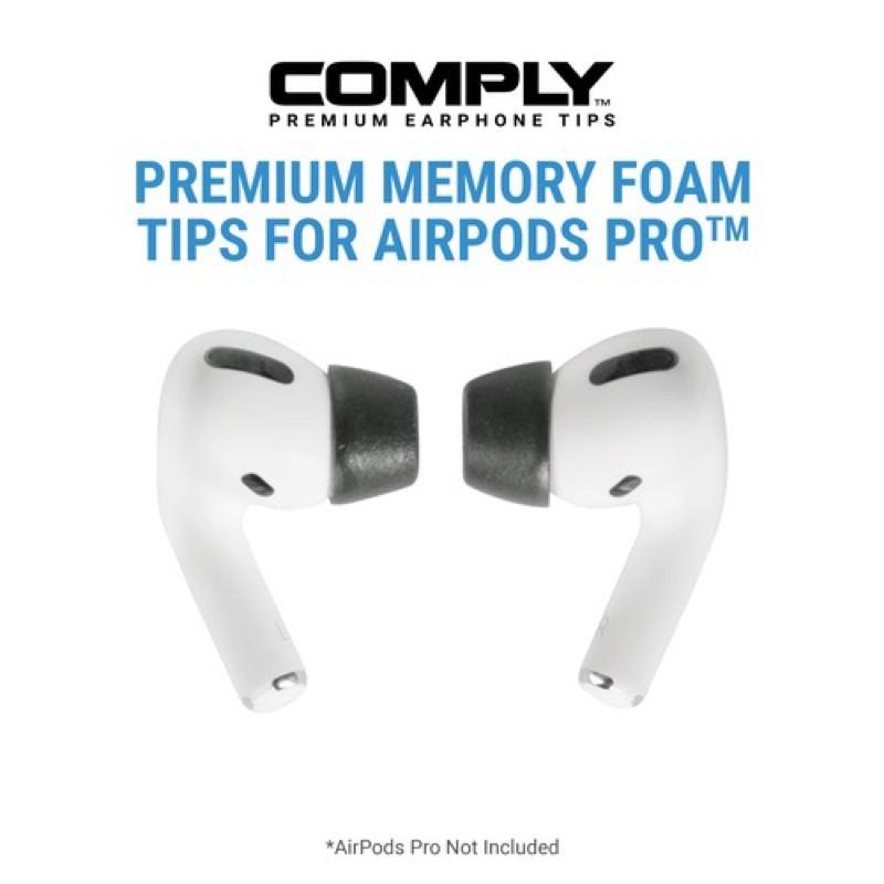 美國 Comply Foam Tips 2.0 AirPods Pro 專用 (Size: Small)