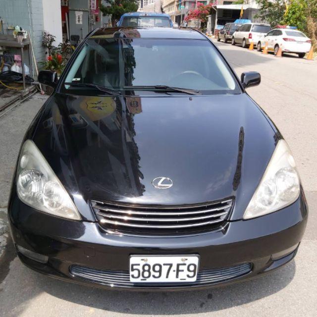 《直接降2萬》自售 2002年Lexus ES300 3.0(台中)