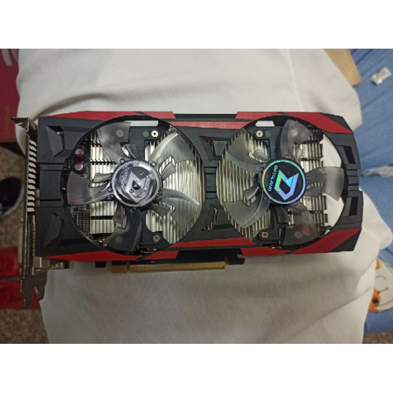 R9 370 2G 1024sp  獨立顯示卡. 效能超越GTX 750ti 直追1050等級