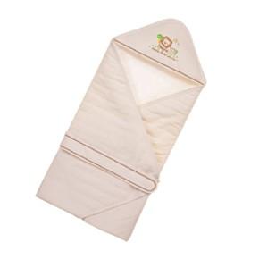 小獅王辛巴 有機棉嬰兒包巾 S5075
