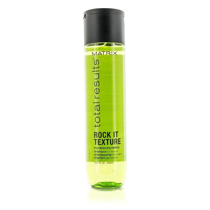 美傑仕 - 洗髮精(造型)Total Results Rock It Texture Polymers Shampoo(