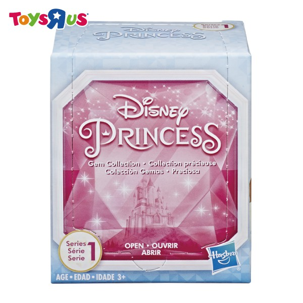 Disney 迪士尼 迷你公主盲包盒(隨機出貨)玩具反斗城