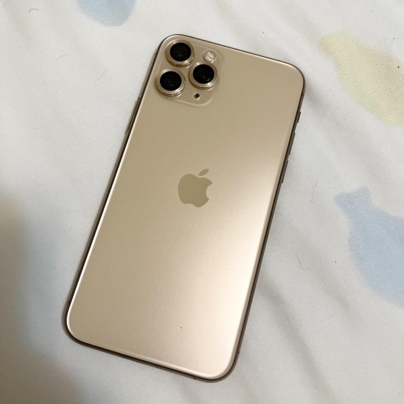 iPhone 11 Pro 256G 金色 二手