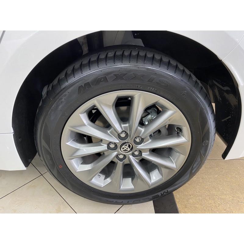 2021年式 ALTIS 12代 原廠16吋落地輪胎鋁圈
