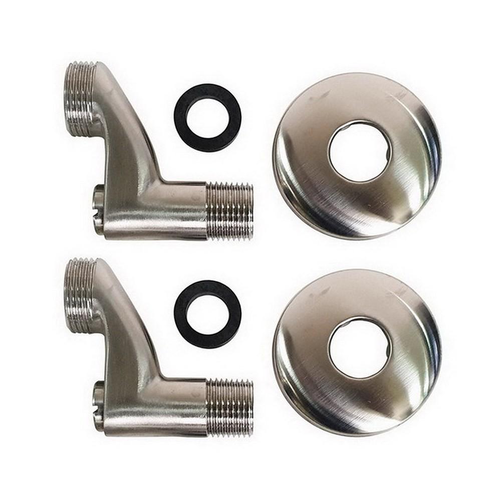 特力屋 N型彎頭組 不鏽鋼 型號5055-T70