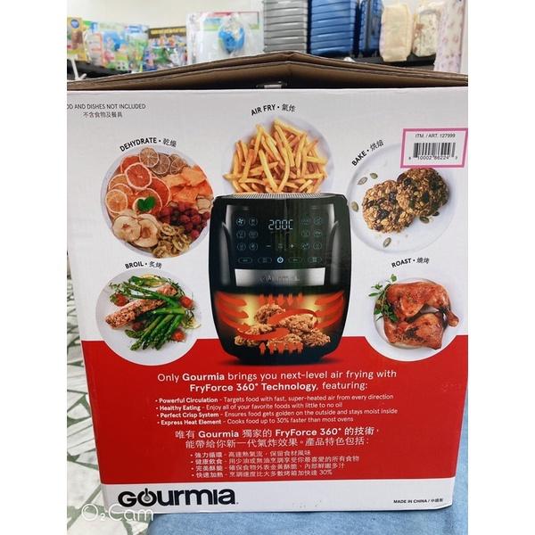 🌈尋寶象🌸(全新外盒箱損)數位氣炸鍋 GOURMIA GAF698TW #127999#廚房、居家用品#好市多