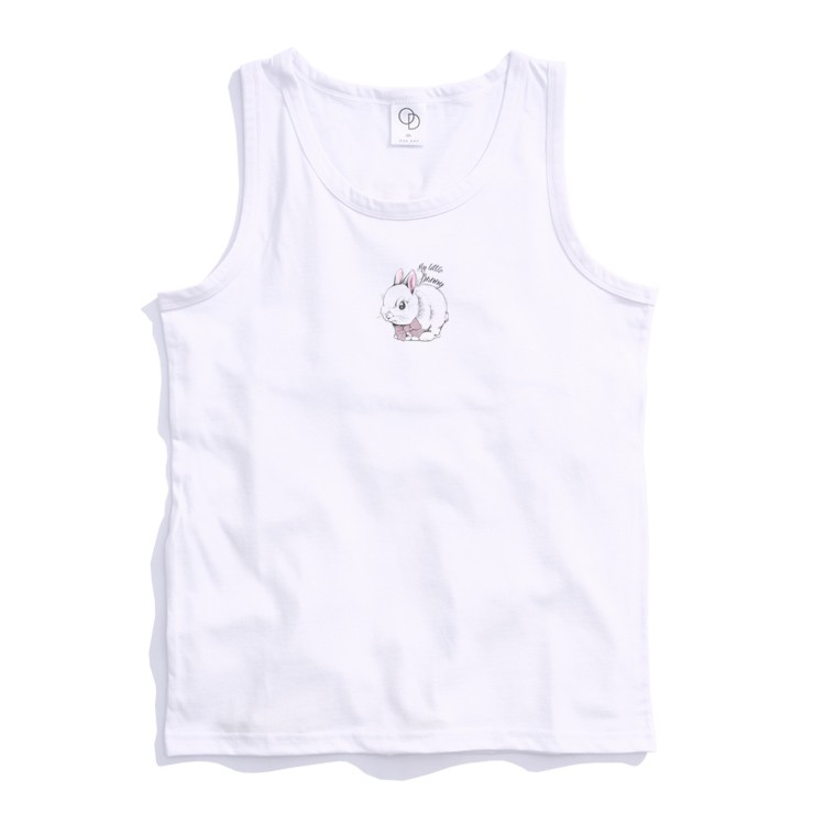 ONE DAY 台灣製 162C313 素背心 寬鬆衣服 短袖衣服 衣服 T恤 短T 素T 寬鬆短袖 背心 透氣背心