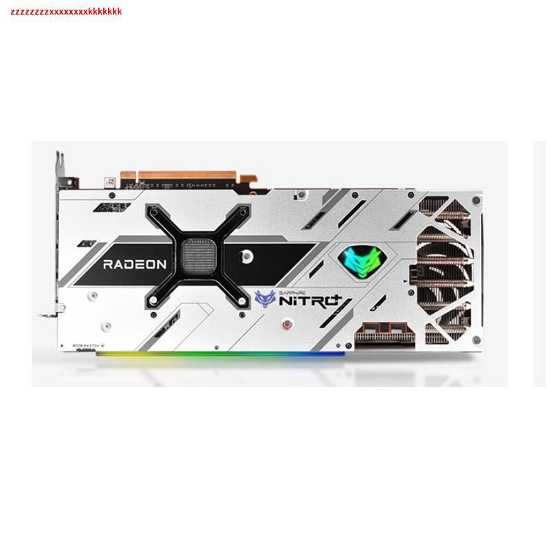 全新AMD藍寶石 RX6800XT / RX6900XT 16G臺式機電腦獨立游戲顯卡
