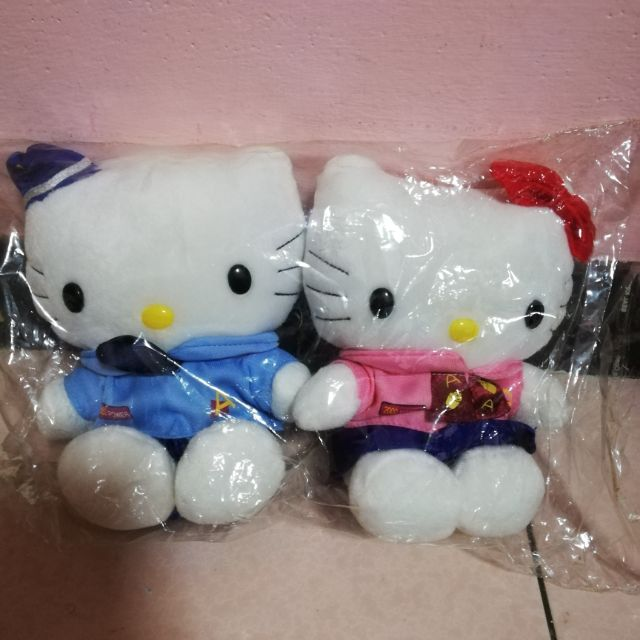 麥當勞hello kitty 娃娃