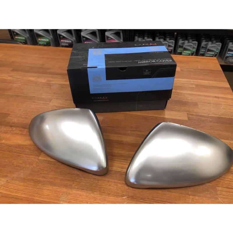 二手 GRD 鍍鉻後視鏡殼 後照鏡殼 Golf 7 / 7.5 GTI 銀 台製