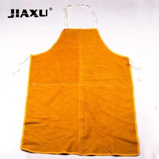 ~天霸~促銷價-牛皮電焊 焊工圍裙 焊接防護服 隔熱防護圍裙 氬焊 CO2 燒焊 防火花防護衣 耐磨皮裙 工作衣