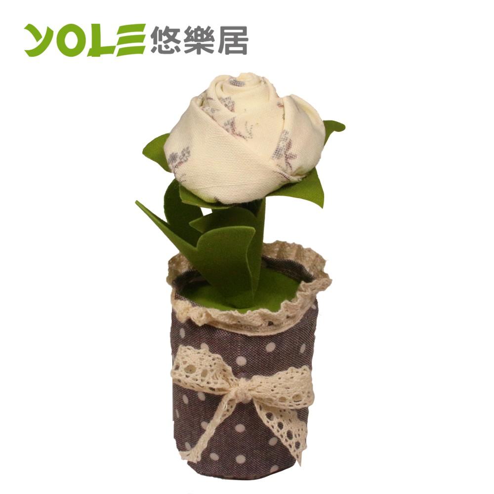 【YOLE悠樂居】絕色-花藝造型香炭包#1035054(2入)