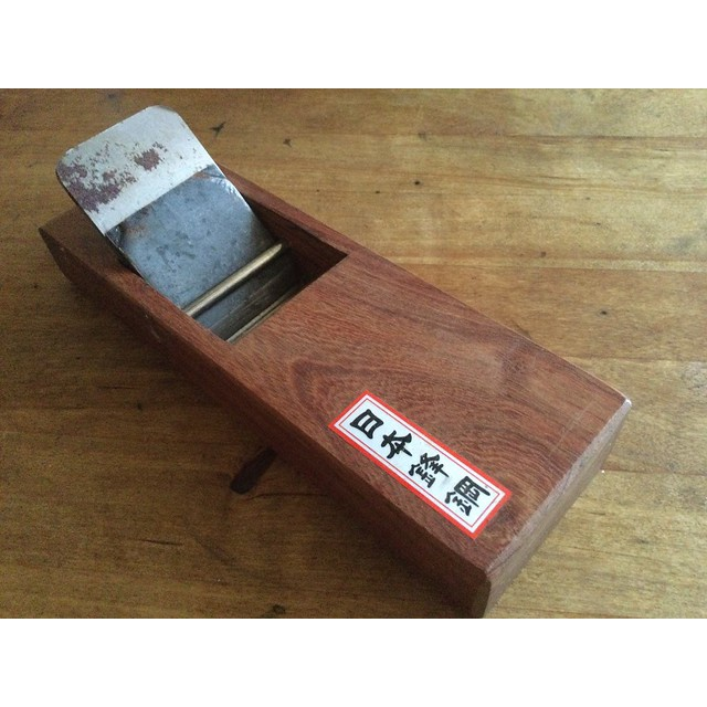 二手 木工小型刨刀座