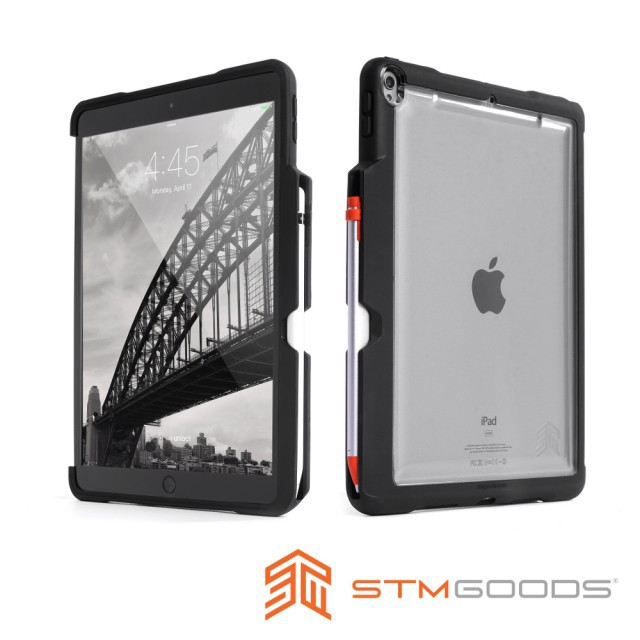 """澳洲STM iPad Air 10.5"""" / Pro 10.5"""" Dux Shell Duo專用軍規防摔平板保護殼"""