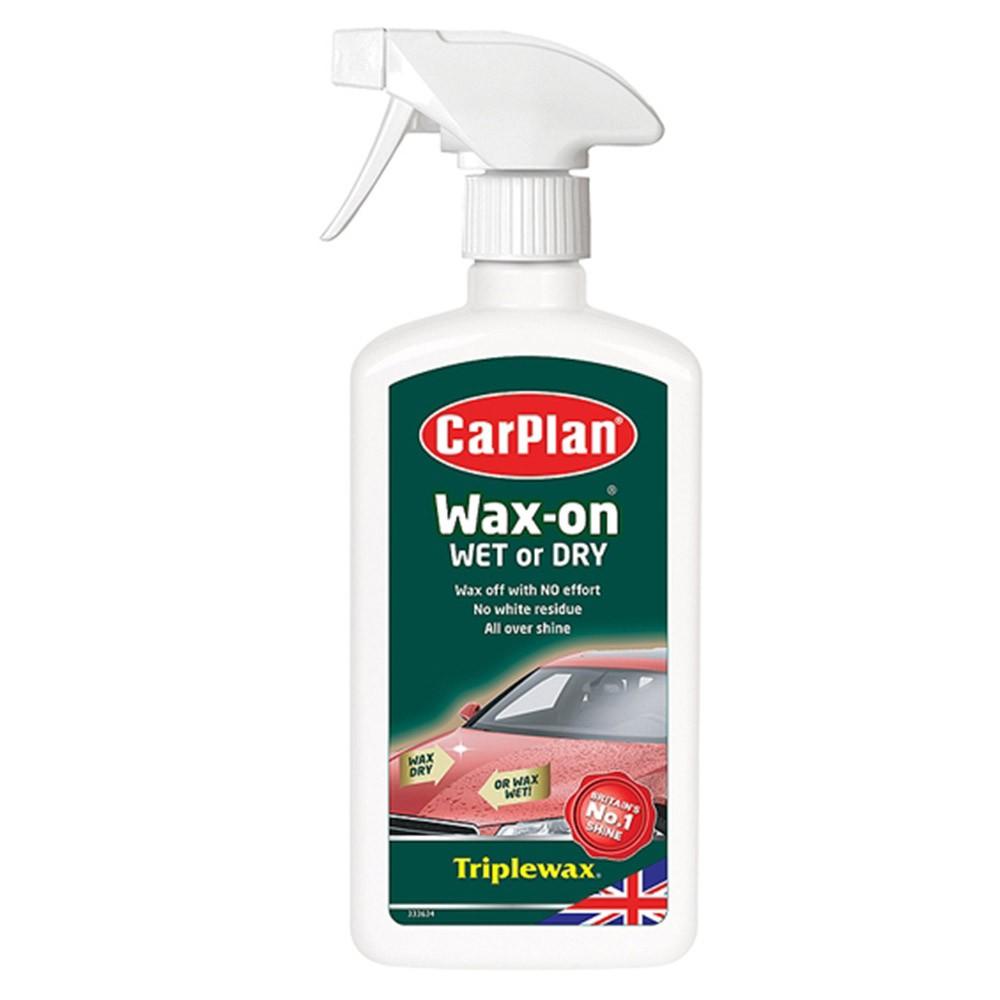Triplewax Wax-On 神奇蠟(乾濕2用) 乳蠟 車蠟 液體蠟 美容蠟 樹酯蠟 蠟 好蠟