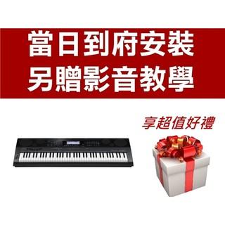 【小新樂器館】CASIO 卡西歐 WK-7600 76鍵 高階型電子琴 另贈好禮【WK7600】