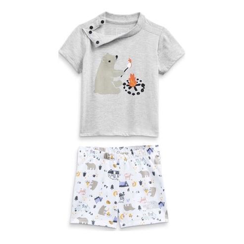 The North Face 嬰兒短袖套裝 (24個月)正貨