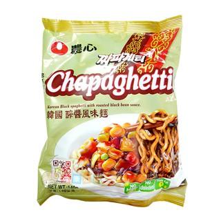 韓國農心炸醬麵140g 健康本味 新北市