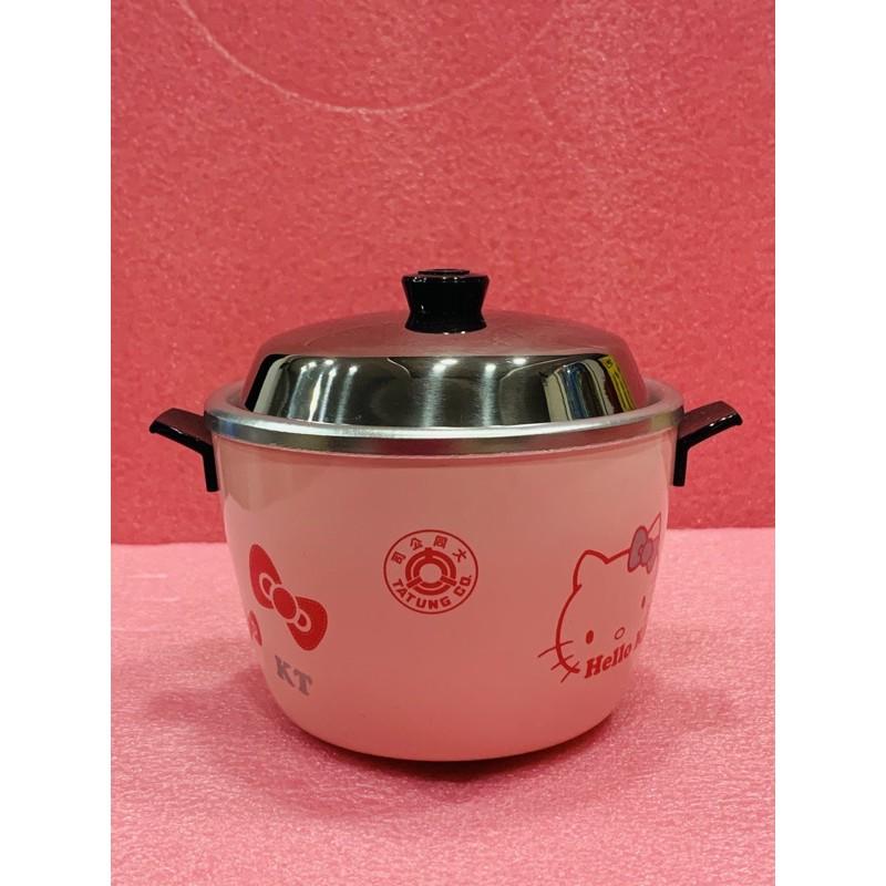 大同小電鍋  Hello Kitty 紀念鍋 迷你紀念小電鍋 TAC-1A-KT 大同電鍋 Kitty 電鍋(裝飾品)