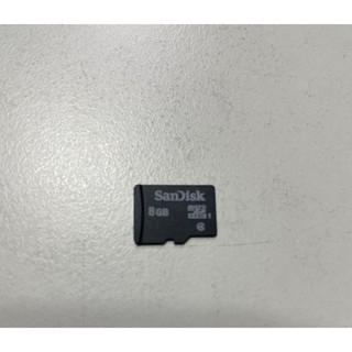 SanDisk 8G 記憶卡 TF SD 臺北市