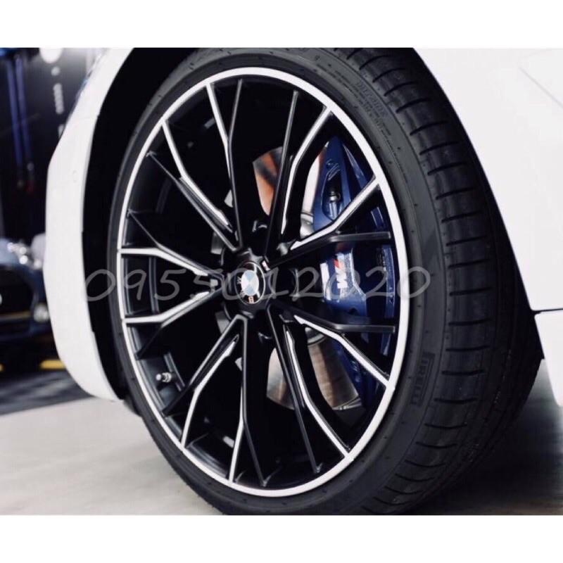 全新類BMW旋壓輕量5孔112 19吋鋁圈F40/G11/G12/G20/G21/G22/G30/G31/G32