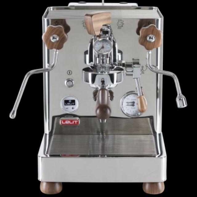 LELIT-PL162T咖啡機贈十磅義式咖啡豆