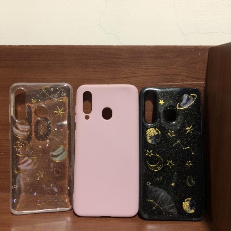 Samsung A60 素色手機殼 星球手機殼 全新/二手