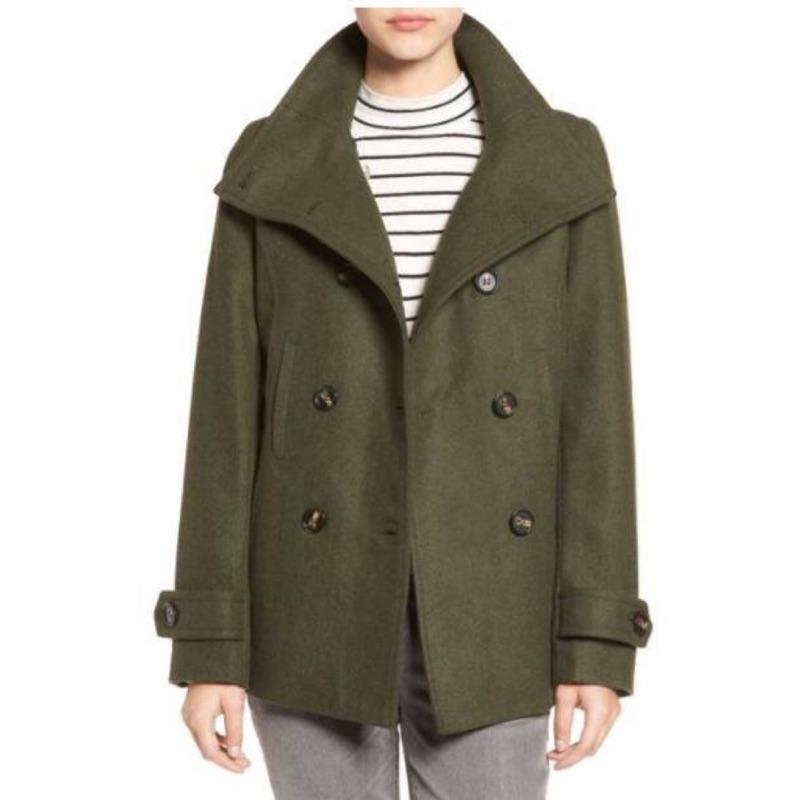 全新✅現貨✅ 美國Nordstrom(美國百貨)自有品牌 Thread&supply 羊毛大衣