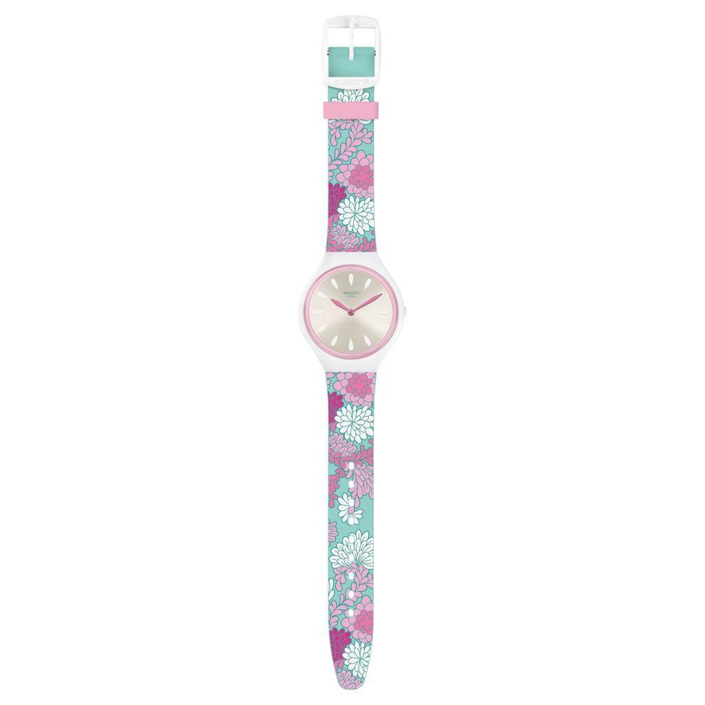 Swatch SKINPIVOINE 腕錶 手錶 粉 SVOZ100