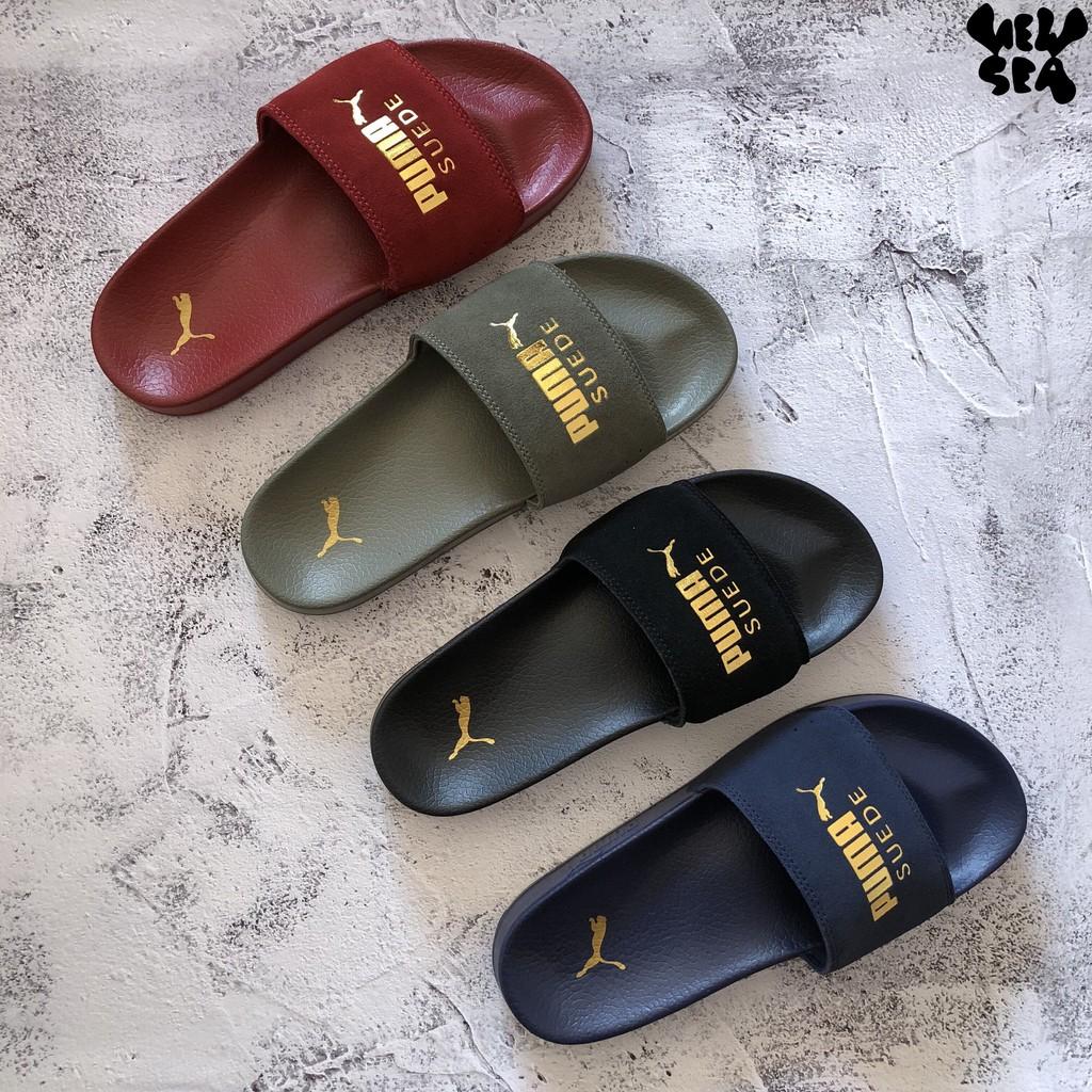 0eb1e84466a6 韓國PUMA Leadcat YLM Sandals 365630-01 PUMA運動涼鞋拖鞋