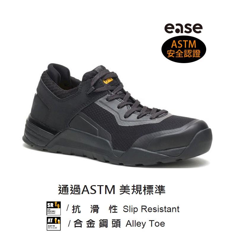 【CAT】男  / BOLT ALLOY TOE 塑鋼頭安全鞋 - 91298 - 黑色