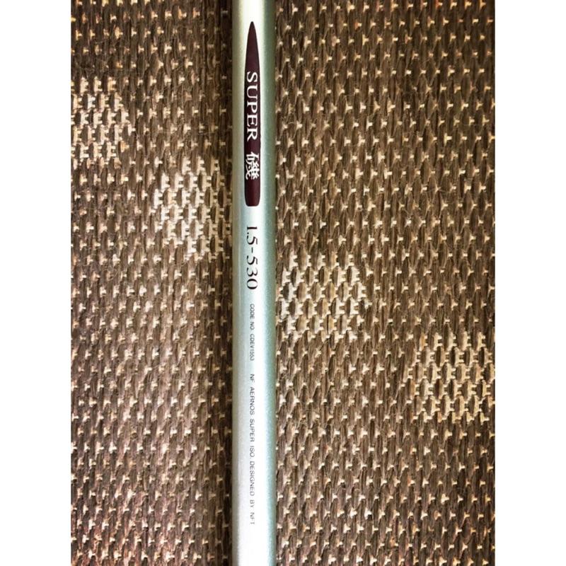 Shimano NFT 1.5-530磯釣竿(二手未使用釣竿美品)