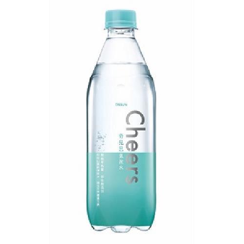 泰山 Cheers氣泡水(500mlX4瓶/組)[大買家]