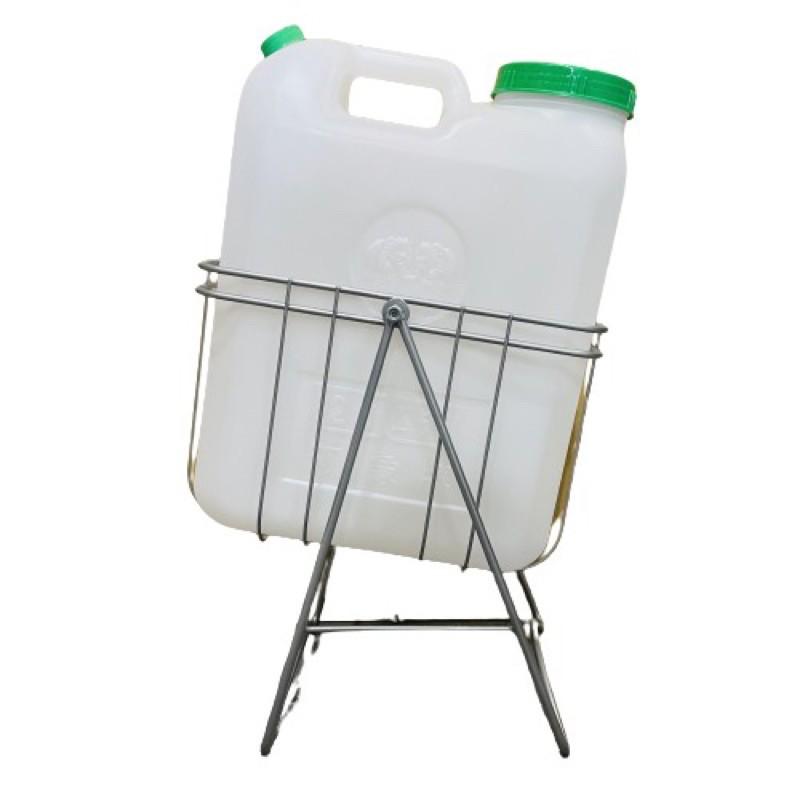 現貨 20公升水桶架 水桶架 20公升 省力 鐵架 加粗 台灣製造 水桶 省力倒水 【DJ-02A-04631】