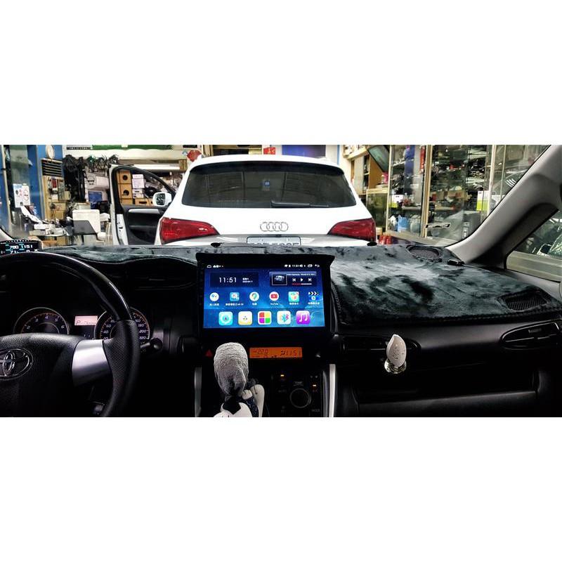TOYOTA WISH (2010-2016) 2021年新版10.2吋安卓10.0版八核6+128智能導航旗艦車機