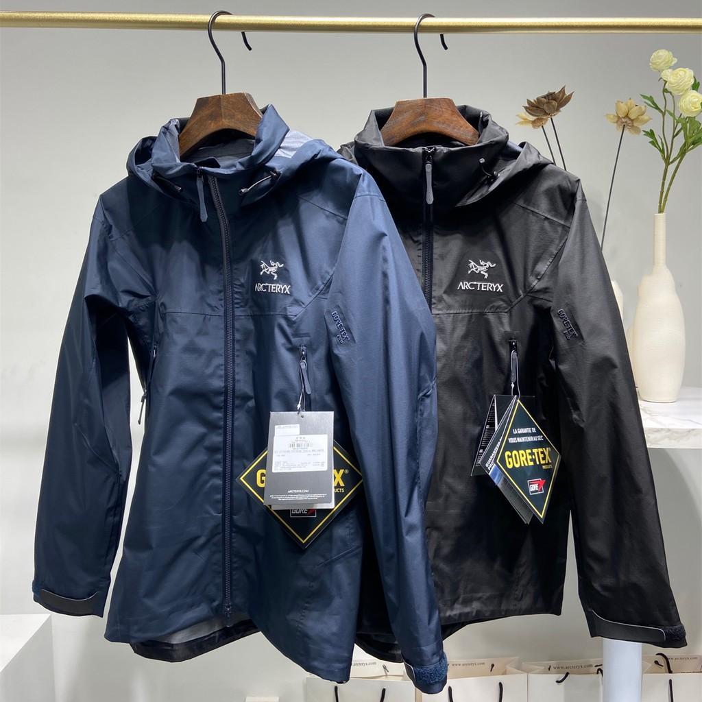 ㊣ARC'TERYX始祖鳥Beta AR LT Jacket男款防水透氣衝鋒衣 戶外機能外套 夾克 防寒連 eo5407