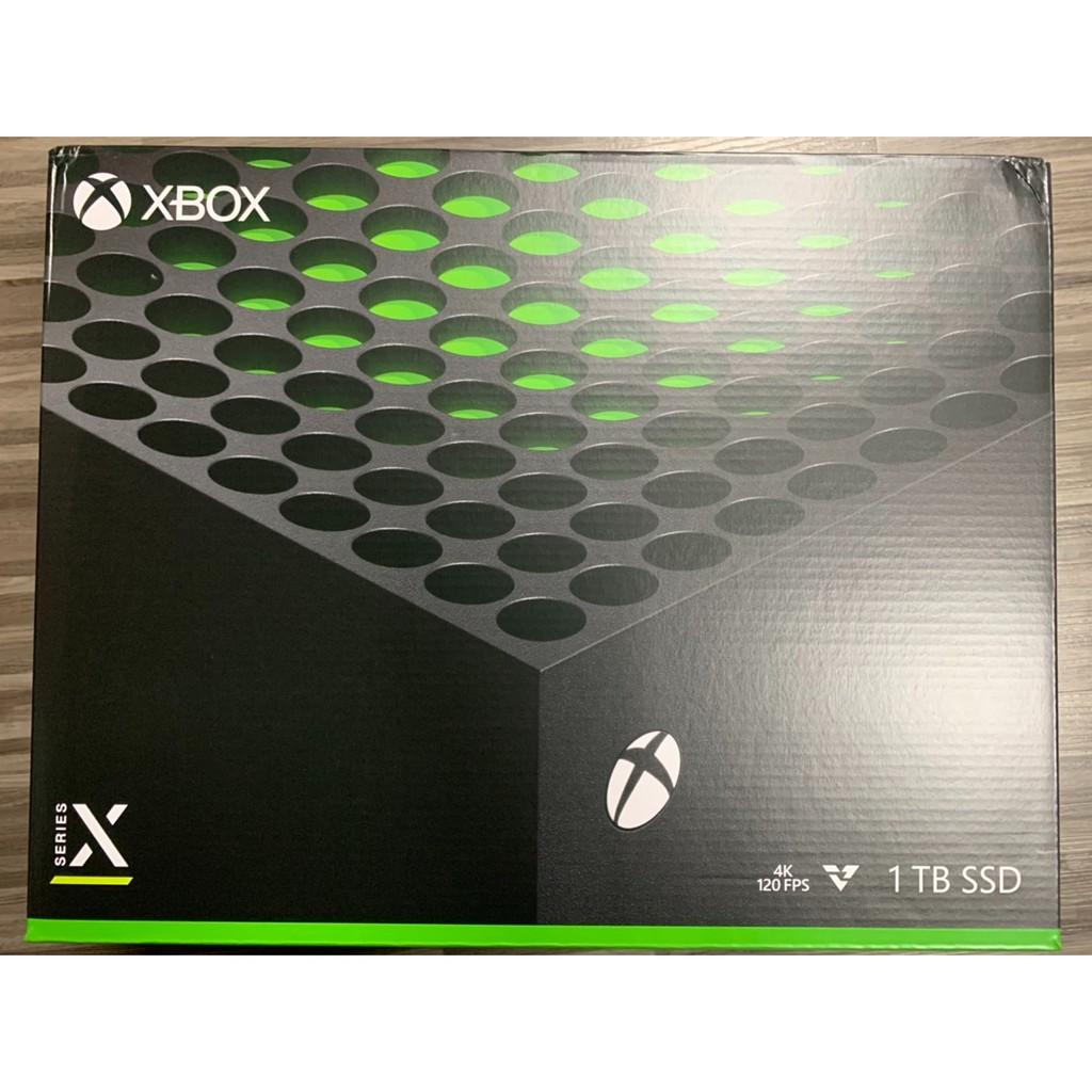 {電玩坑} 全新現貨 XBOX SERIES X