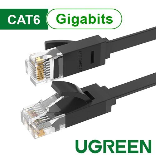 綠聯 CAT6A網路線 黑色 增強版
