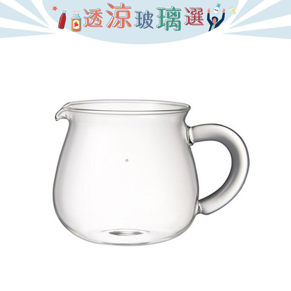 [透涼玻璃選]【日本KINTO】SCS咖啡下壺(300ml/600ml)《WUZ屋子》玻璃壺 耐熱玻璃 牛奶壺