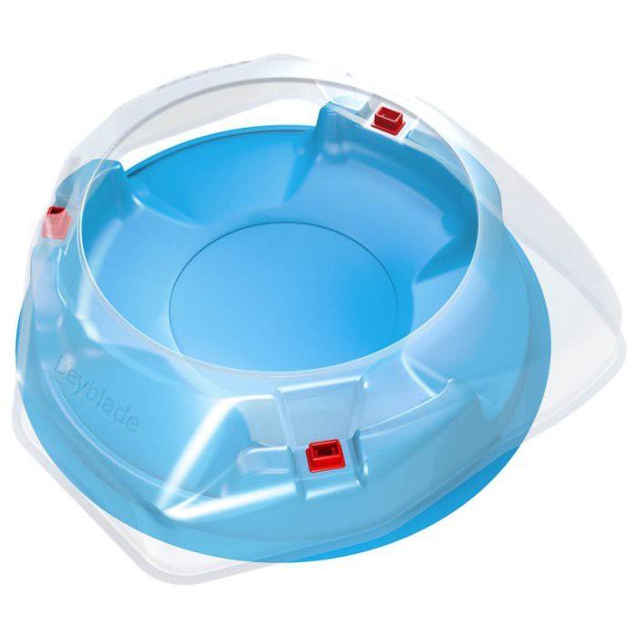 現貨 正版TAKARA TOMY戰鬥陀螺 超王世代 BURST 單售透明戰鬥盤(商品如圖)