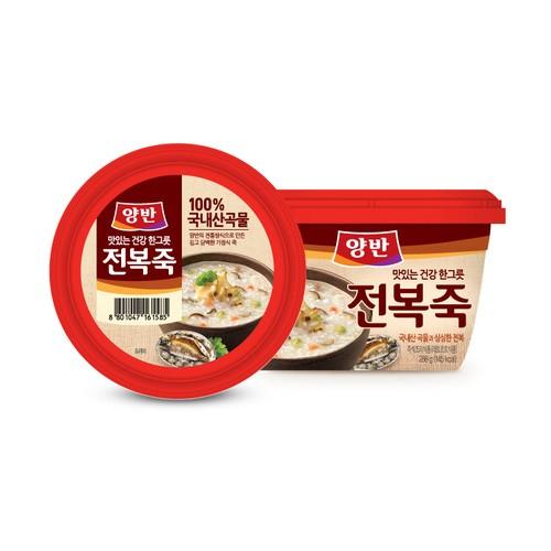 [韓國直送][東遠] 貴族 韓國產100%糯米 鮑魚粥 288g